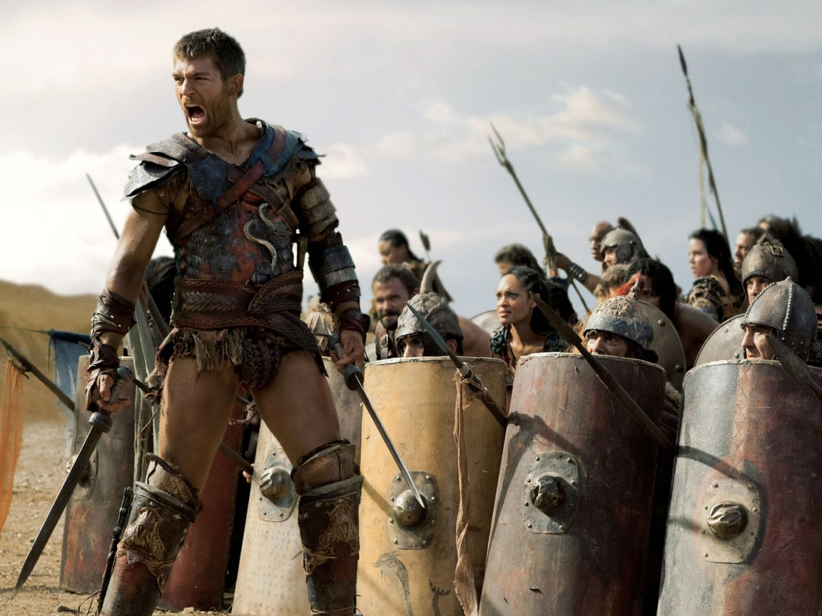 Spartacus: Blood and Sand - Season 3 Episode 10 Online ...