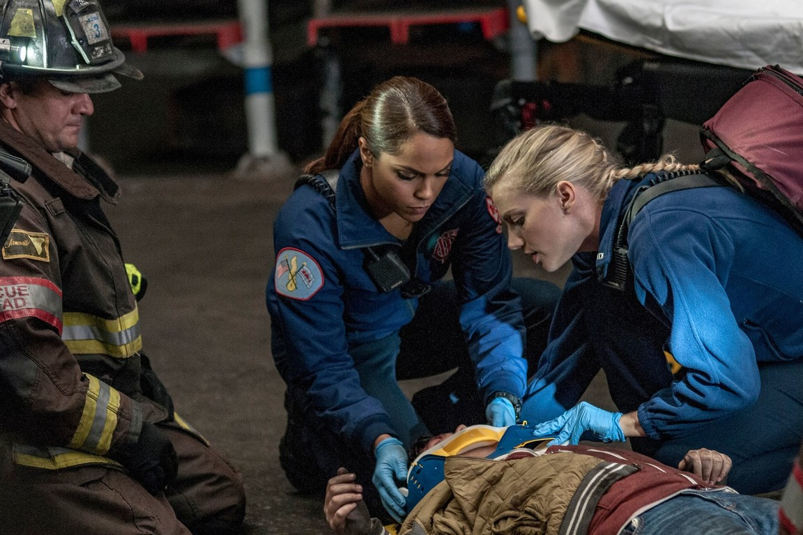 Chicago Fire - Season 5 Episode 07: Lift Each Other