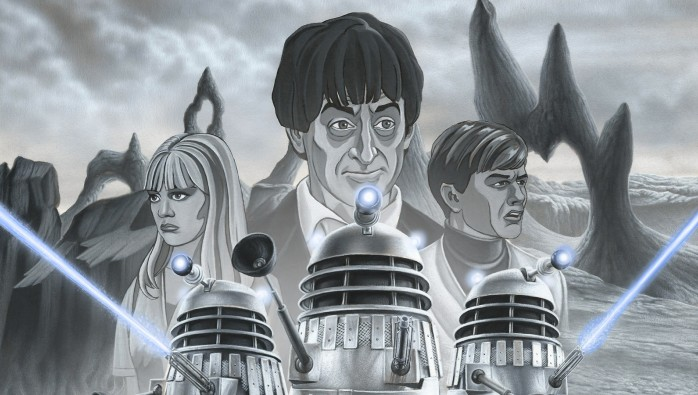 Doctor Who: The Power of the Daleks - Season 1