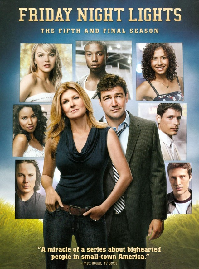 Friday Night Lights - Season 5 Episode 1: Expectations