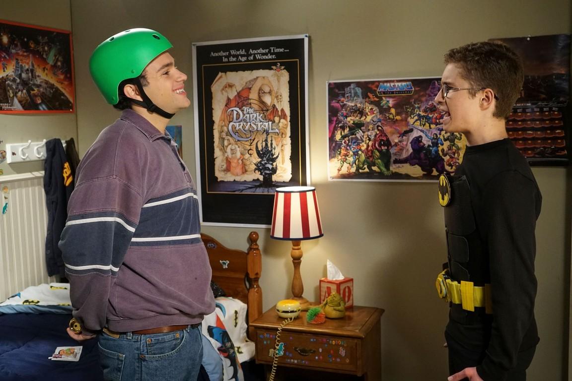 The Goldbergs - Season 4 Episode 20: The Dynamic Duo