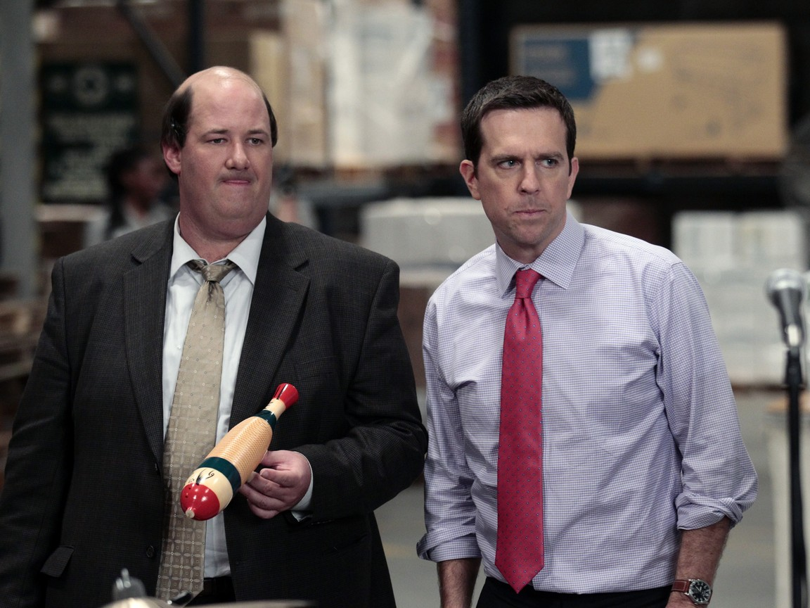 The Office - Season 8 Episode 07: Pam's Replacement