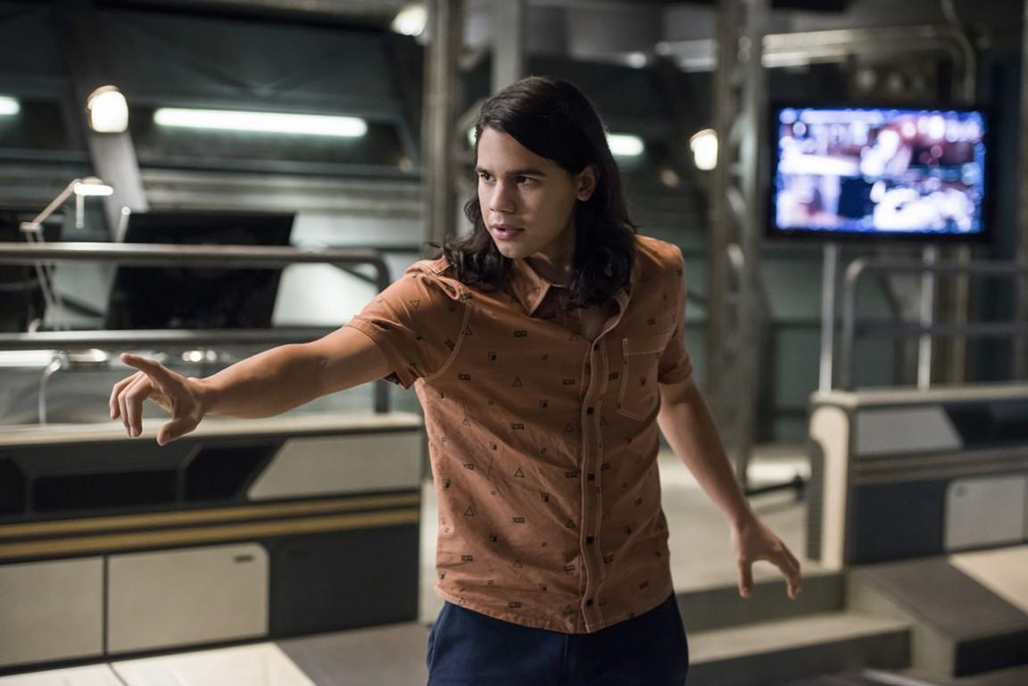 The Flash - Season 3 Episode 11:  Dead or Alive