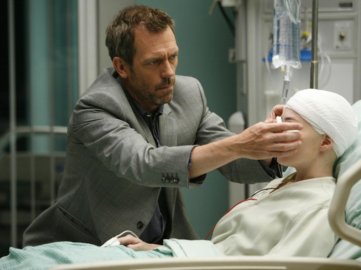 House M.D. - Season 5 Episode 02: Not Cancer