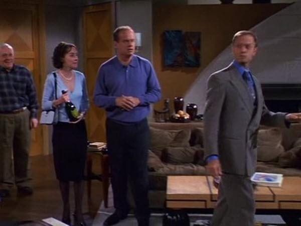 Frasier - Season 7 Episode 23&24: Something Borrowed, Someone Blue (1)& (2)