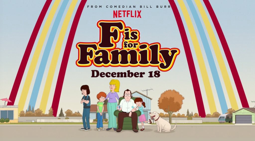 F is for Family - Season 1