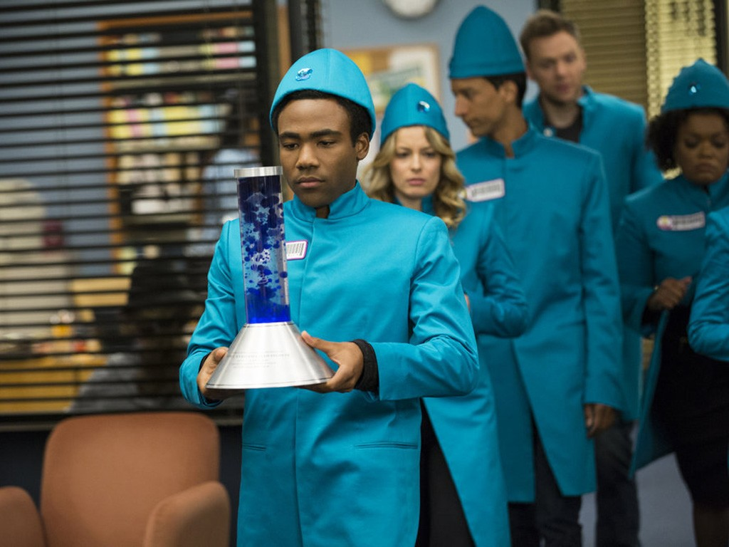 Community - Season 5 Episode 4:Cooperative Polygraphy