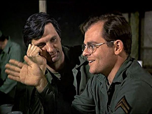 M*A*S*H - Season 1 Episode 14: Love Story