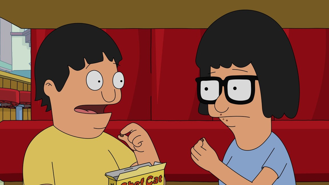 Bob's Burgers - Season 7 Episode 10: There's No Business Like Mr. Business Business