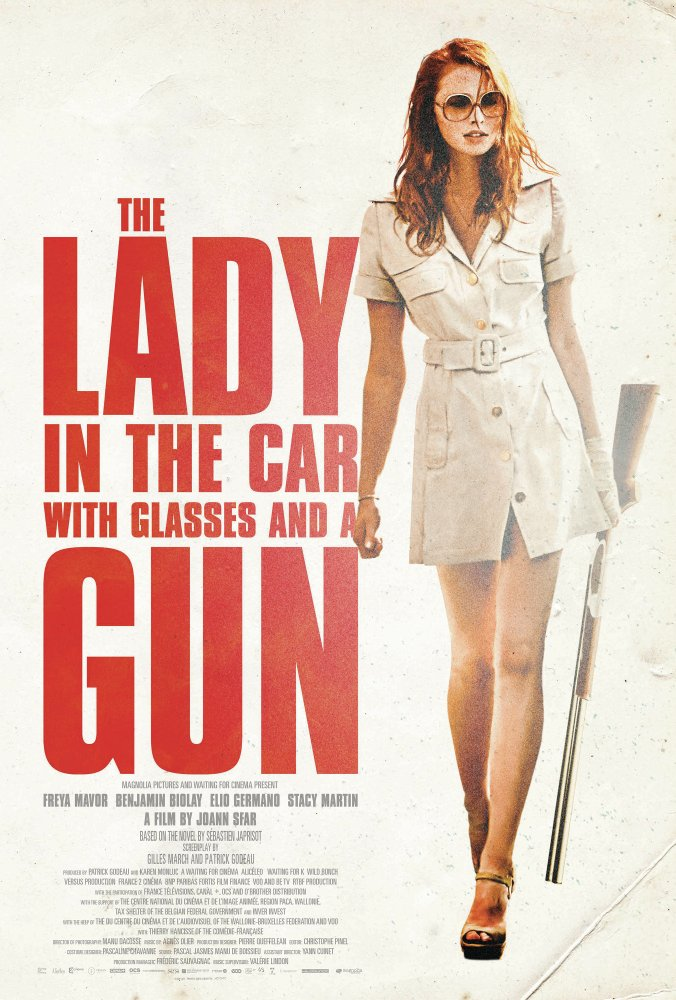 The Lady in the Car with Glasses and the Gun (2015)