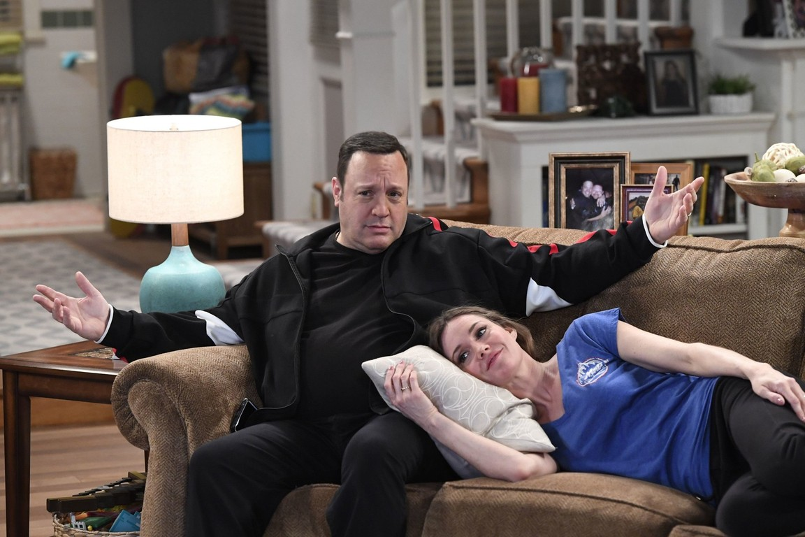 Kevin Can Wait - Season 1 Episode 21: Kenny Can Wait