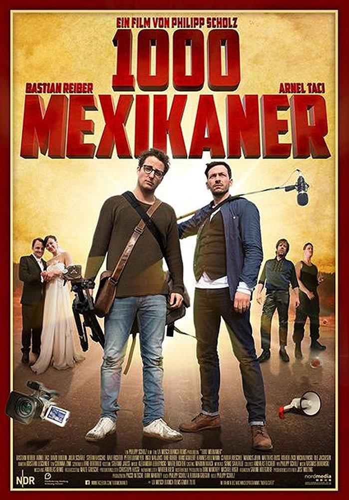 1000 Mexicans (1000 Mexikaner) [Sub: Eng]