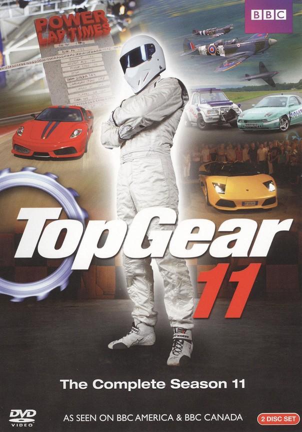 Top Gear (UK) - Season 11 Episode 04: Bullet Train
