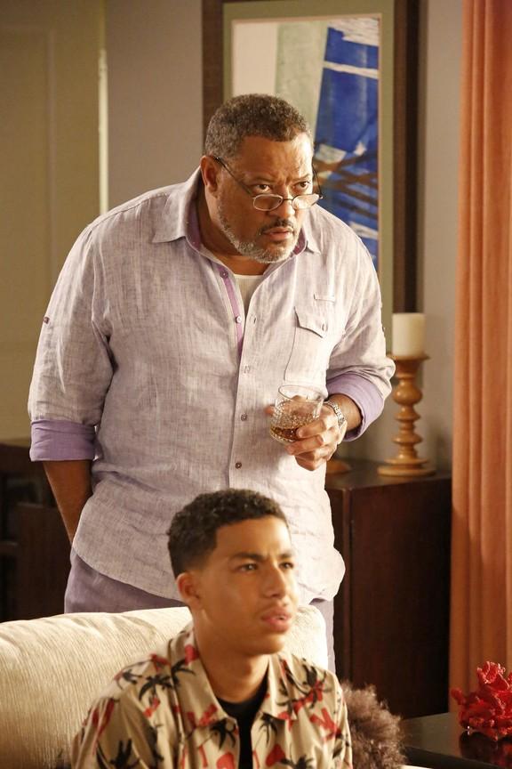 Black-ish - Season 2 Episode 04 : Daddy's Day