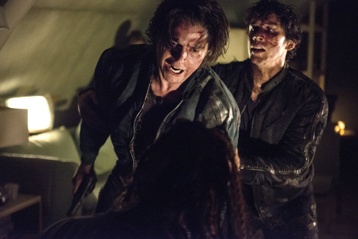The 100 - Season 2 Episode 03: Reapercussions