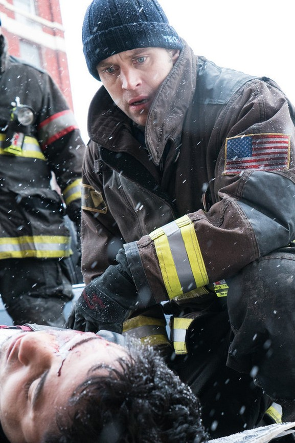 Chicago Fire - Season 3 Episode 16: Red Rag the Bull