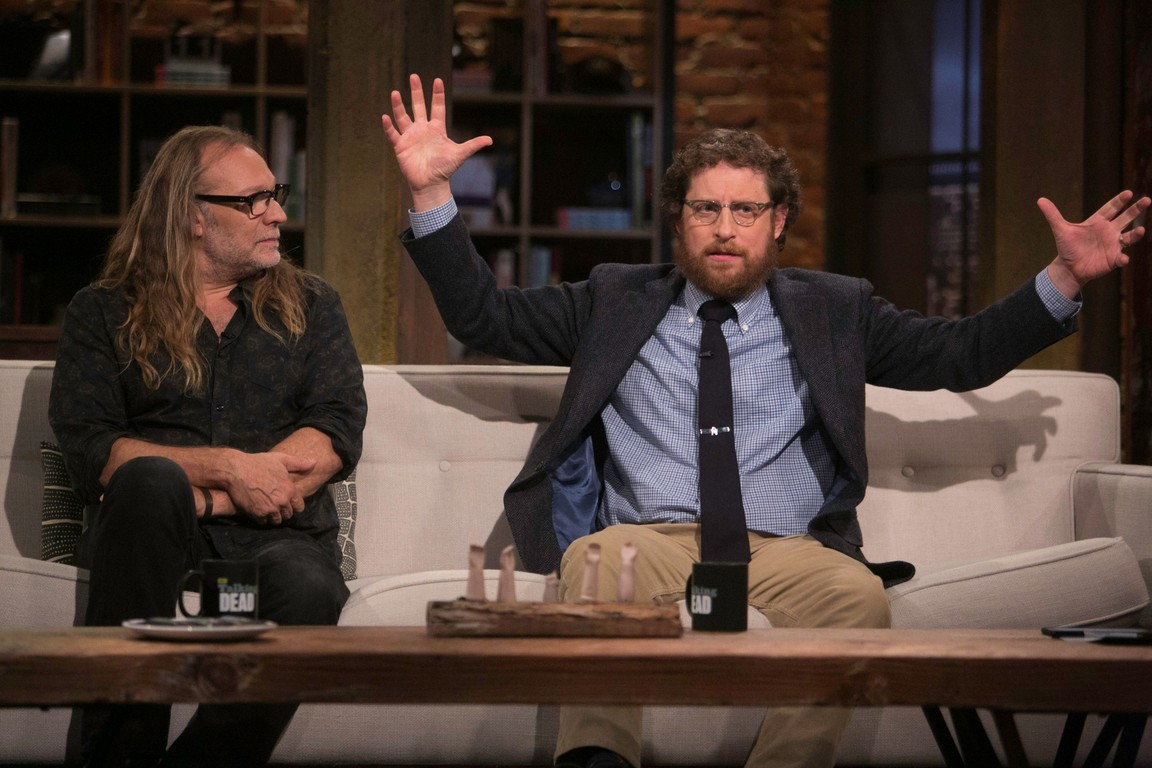 Talking Dead - Season 6 Episode 01: The Day Will Come When You Won't Be