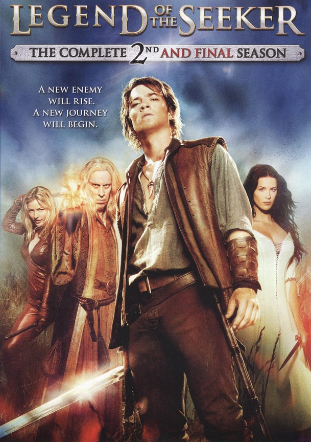 Legend Of The Seeker - Season 2