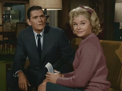 Bewitched - Season 1 Episode 09: Witch or Wife