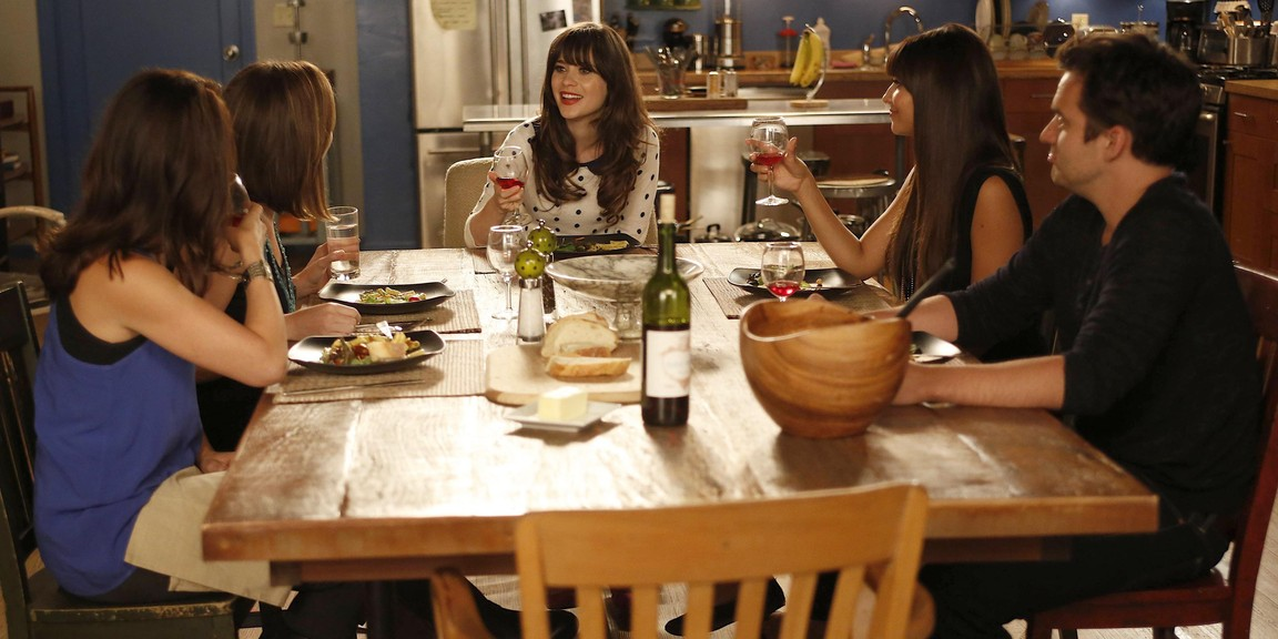 New Girl - Season 2 Episode 9: Eggs