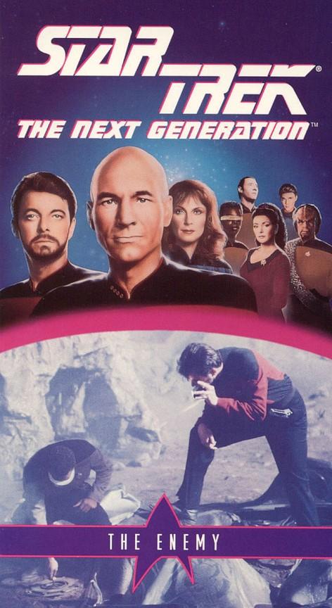 Star Trek: The Next Generation - Season 3 Episode 07: The Enemy