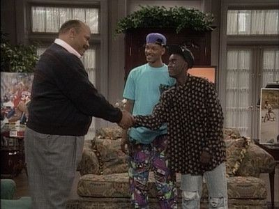 The Fresh Prince of Bel-Air - Season 1 Episode 05: Homeboy, Sweet Homeboy