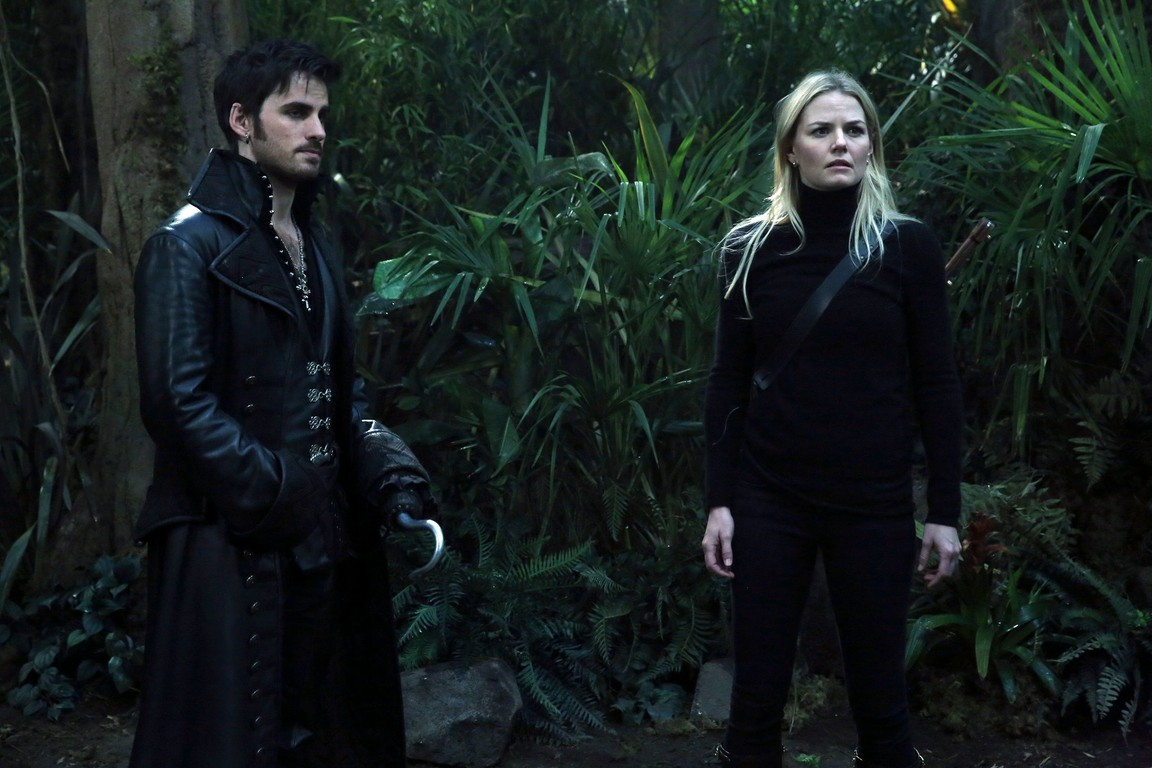 Once Upon A Time - Season 3 Episode 08: Think Lovely Thoughts