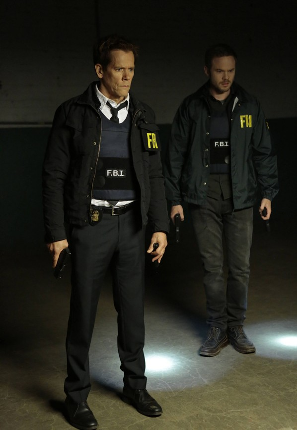The Following - Season 3 Episode 02: Boxed In