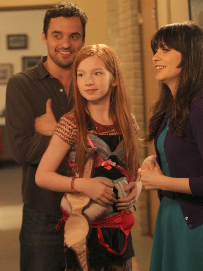 New Girl - Season 1 Episode 21: Kids