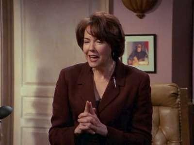 Frasier - Season 9 Episode 10: Junior Agent