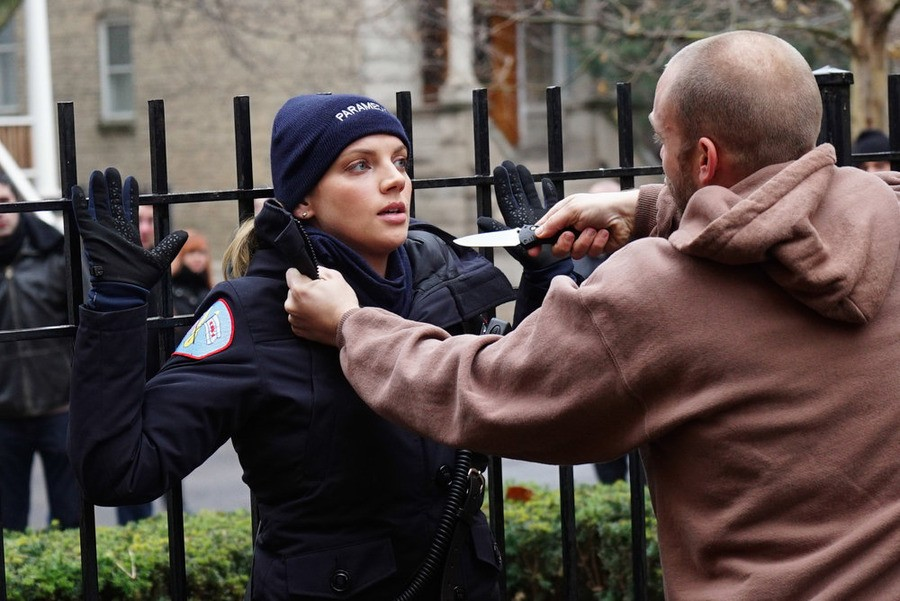 Chicago Fire - Season 3 Episode 13: Three Bells (1)