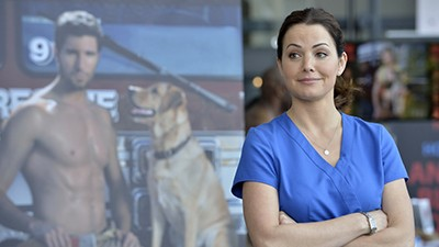 Saving Hope - Season 2 Episode 06: All Things Must Pass