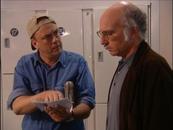 Curb Your Enthusiasm - Season 2 Episode 09: The Baptism