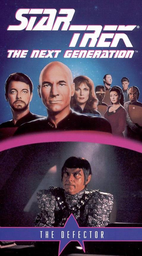 Star Trek: The Next Generation - Season 3 Episode 10: The Defector