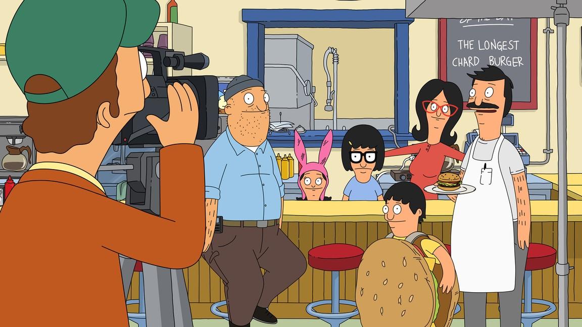 Bob's Burgers - Season 4 Episode 11: Easy Commercial, Easy Gommercial