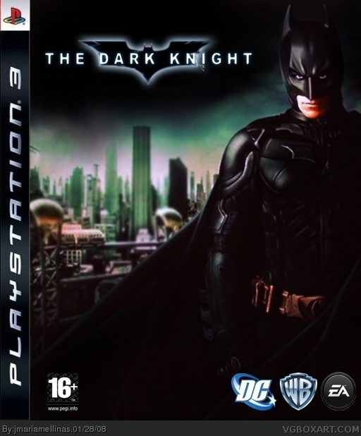 Batman: The Dark Knight