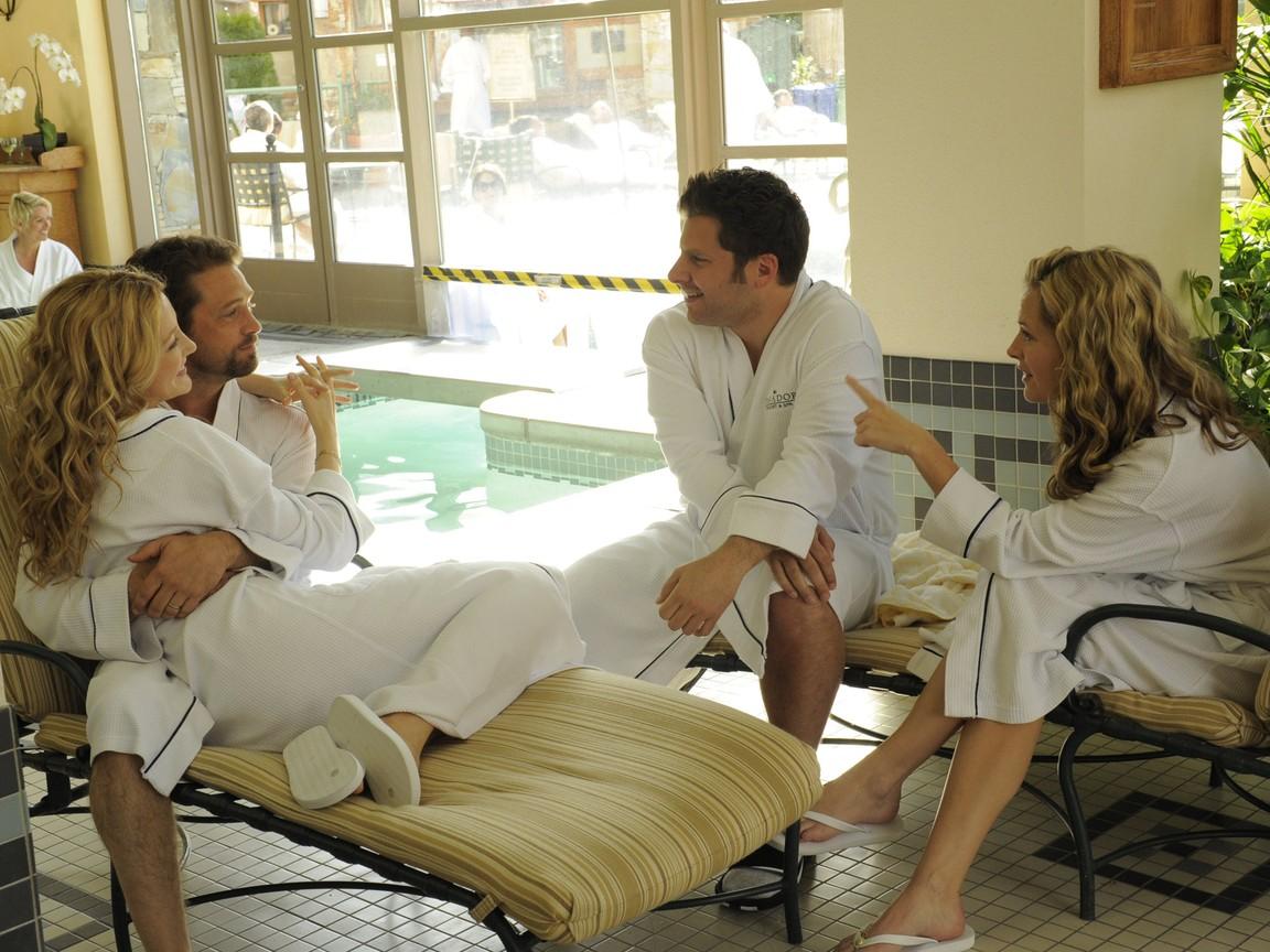 Psych - Season 6 Episode 09: Neil Simon's Lover's Retreat