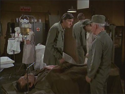M*A*S*H - Season 5 Episode 20: Hepatitis