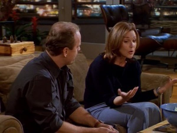 Frasier - Season 6 Episode 12: Our Parents, Ourselves