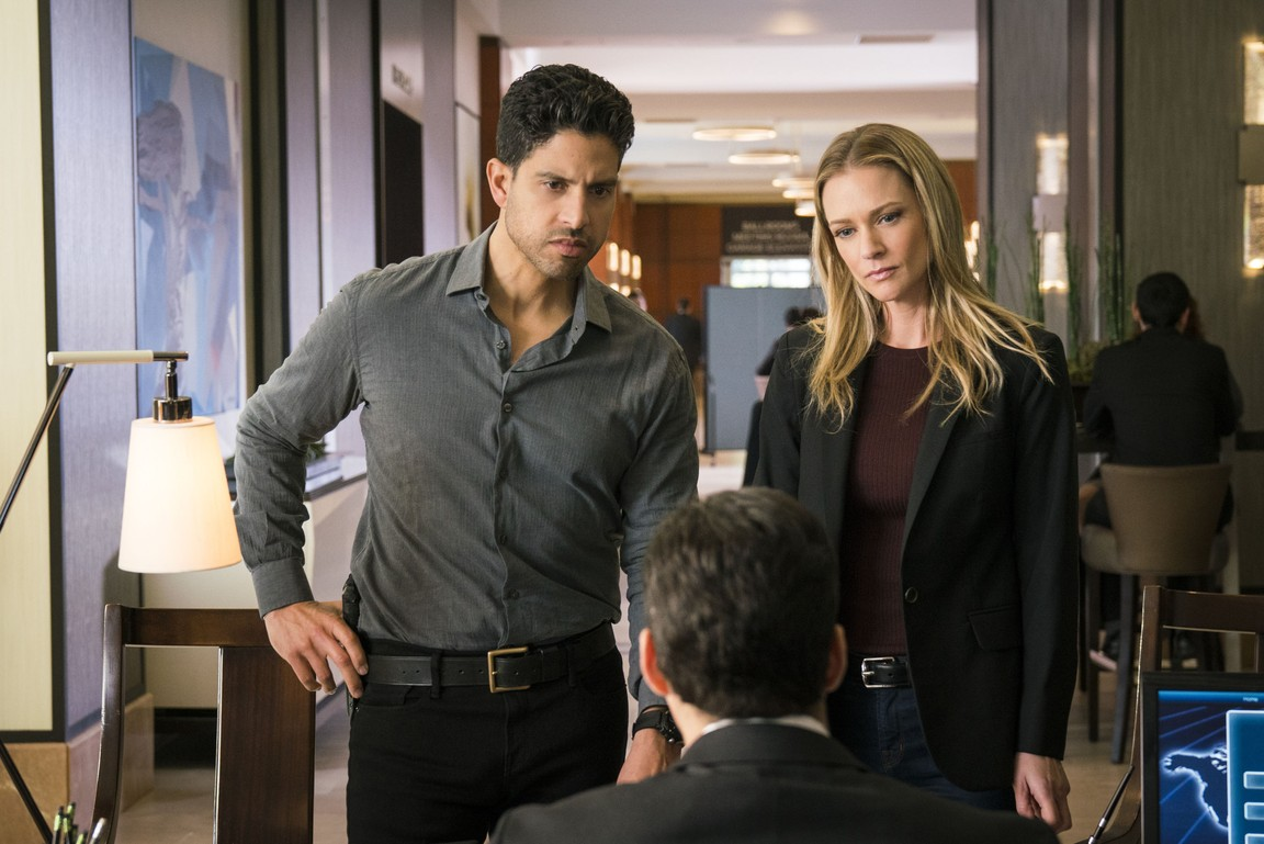 Criminal Minds - Season 13 Episode 16: Last Gasp