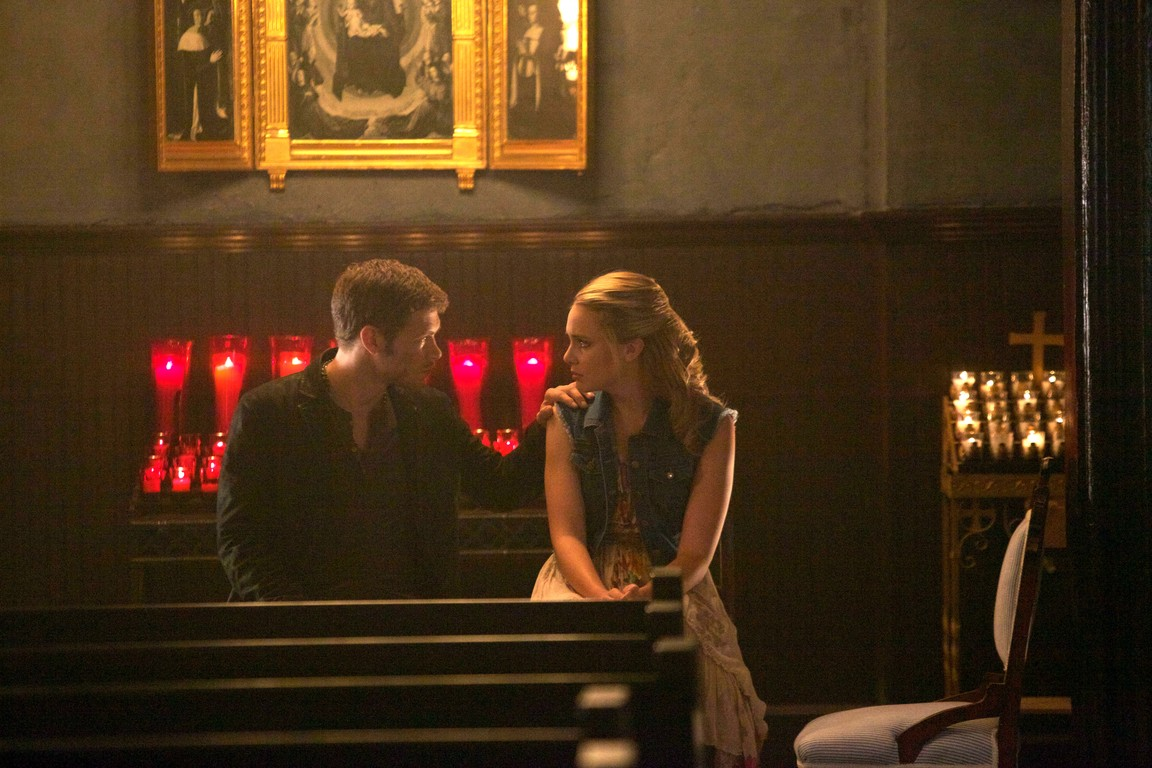 The Originals - Season 1 Episode 04: Girl in New Orleans