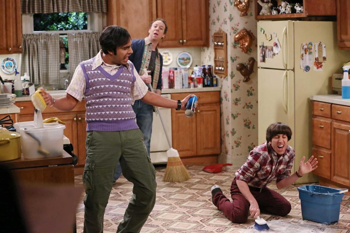 The Big Bang Theory - Season 8