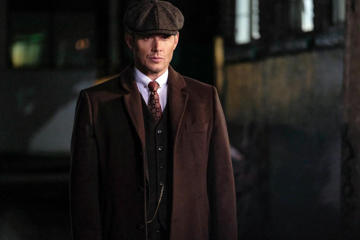 Supernatural - Season 14 Episode 01: Stranger in a Strange Land