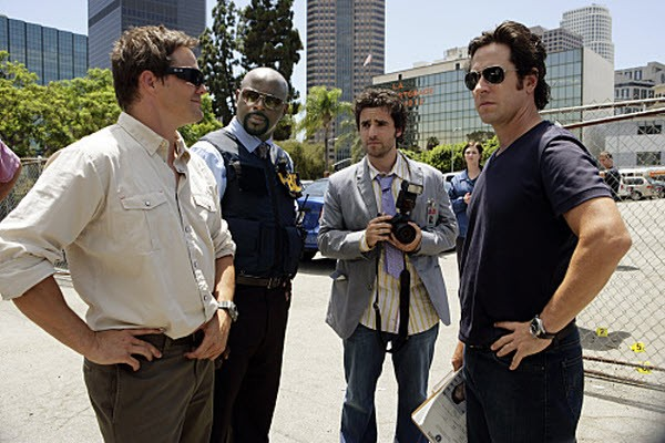 Numb3rs - Season 6 Episode 02: Friendly Fire