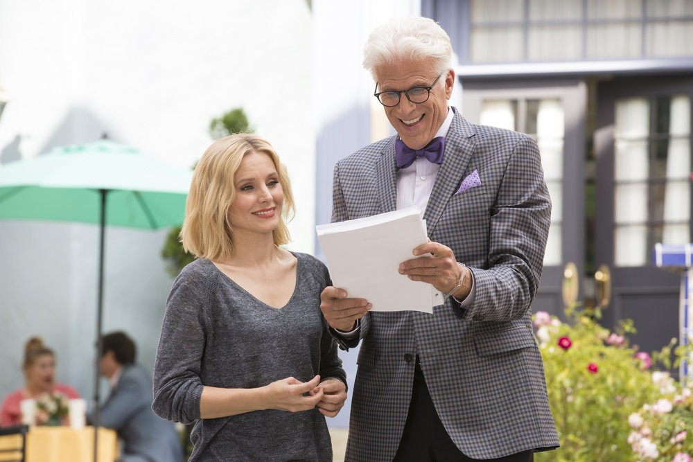 The Good Place - Season 1 Episode 06: What We Owe to Each Other