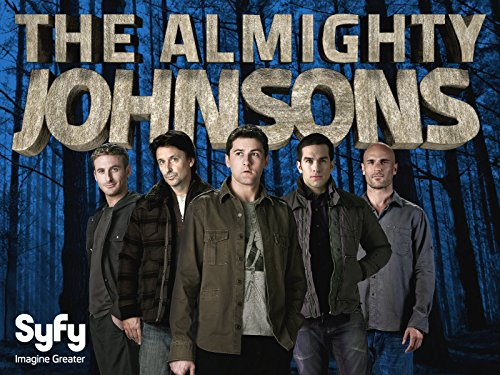 The Almighty Johnsons - Season 3