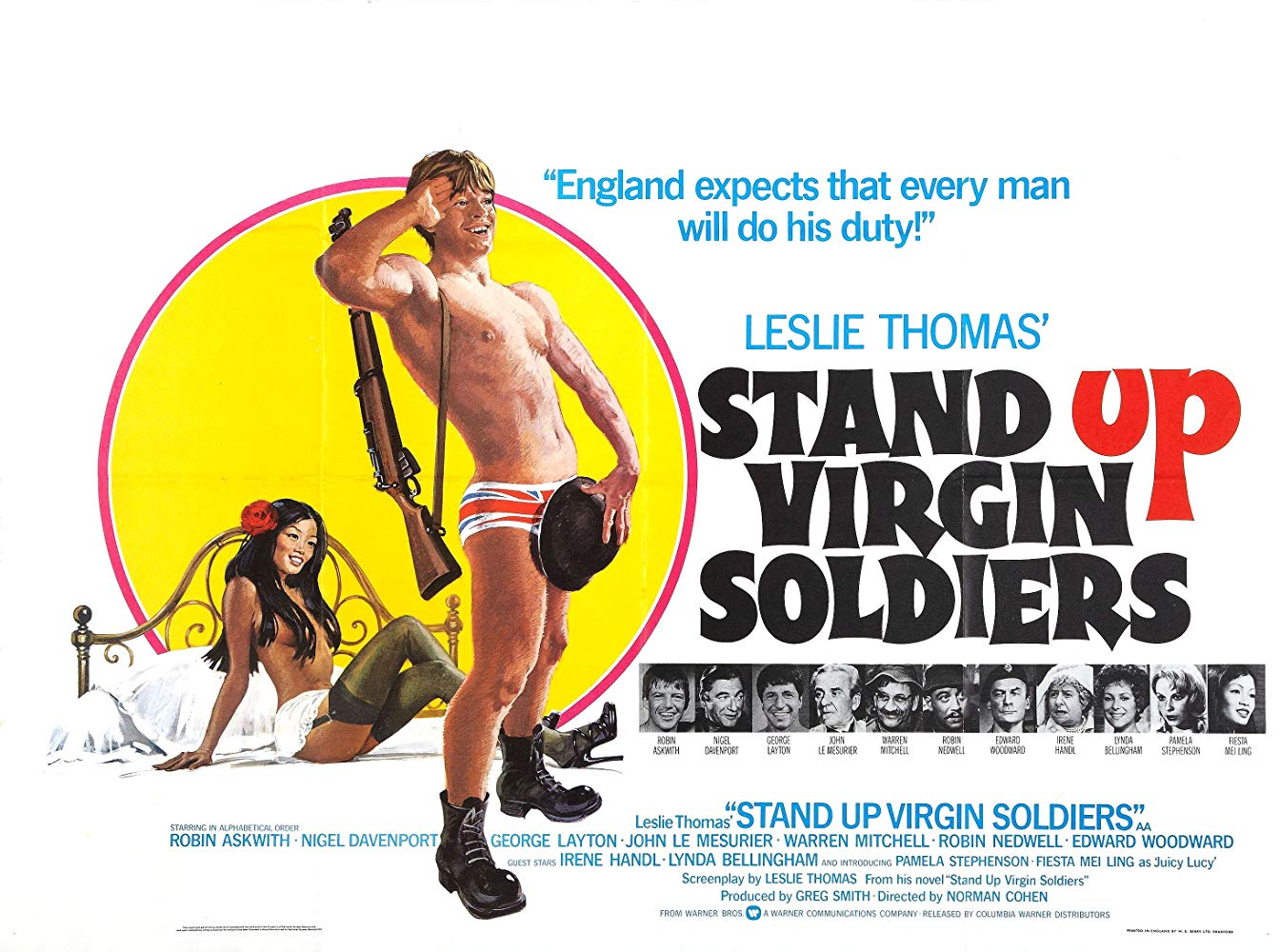 Stand Up, Virgin Soldiers