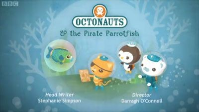 The Octonauts - Season 1 Episode 45: The Pirate Parrotfish