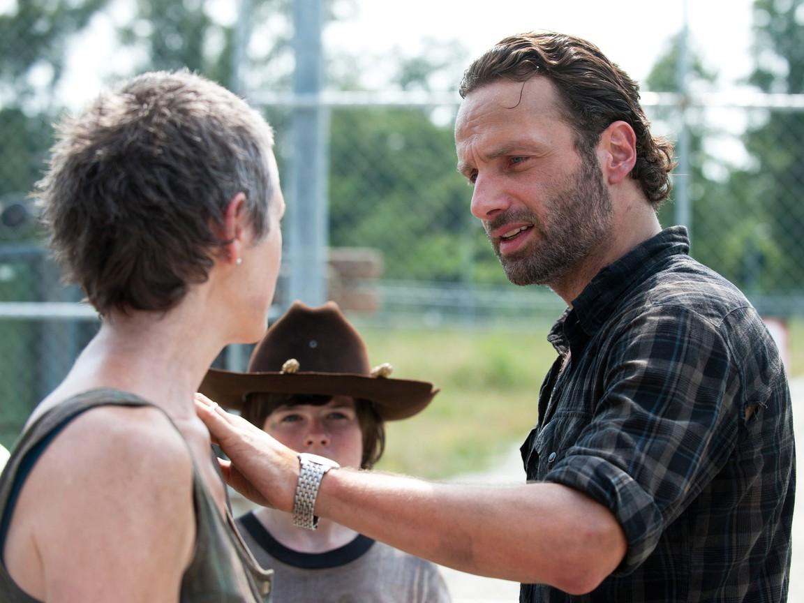 The Walking Dead - Season 3 Episode 09: The Suicide King
