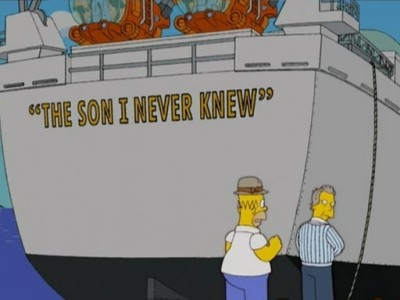 The Simpsons - Season 17 Episode 10: Homer's Paternity Coot